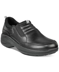 Easy Street Shoes Works By Magna Slip Resistant Clogs Women's Black