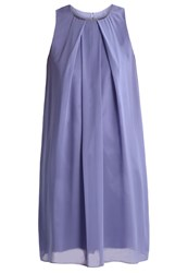 Swing Cocktail Dress Party Dress Flieder Purple