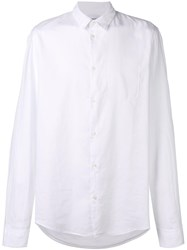 Dondup Relaxed Fit Shirt White