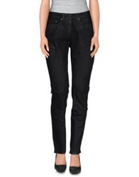 Neil Barrett Denim Pants Black