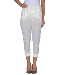 Marios Casual Pants Ivory