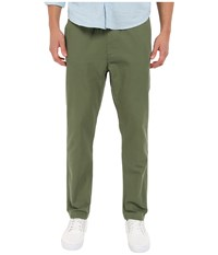 Obey One O Traveler Pants Army Men's Casual Pants Green