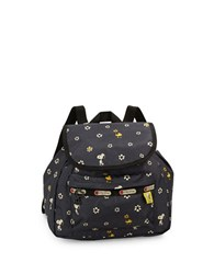 Le Sport Sac Edie Small Backpack Happiness