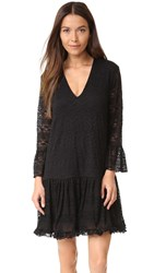 Somedays Lovin Fleetwood Lace Dress Black