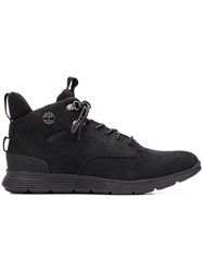 Timberland Lace Up Sneakers Black