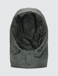 Undercover Hooded Hat Green