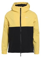 Huf Standard Summer Jacket Yellow Black