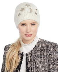2a3f63a6585ad Jennifer Behr Galexia Stars And Moon Embellished Beanie Hat Snow