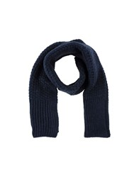 Maison Martin Margiela Maison Margiela 14 Accessories Oblong Scarves Men Dark Blue