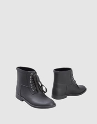 Tatoosh Ankle Boots Grey