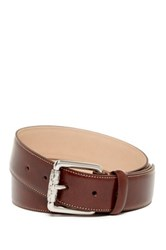 Tommy Bahama Catamaran Leather Belt Beige