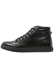 Zign Hightop Trainers Black
