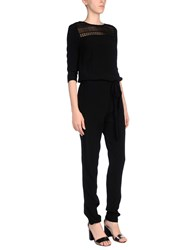 Axara Paris Jumpsuits Black