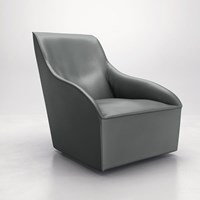 Modloft Forsyth Lounge Chair