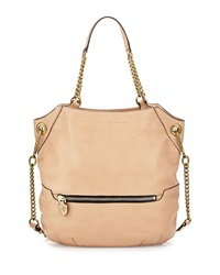 Selina Chain Shoulder Bag Almond Oryany