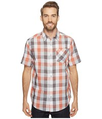 Columbia Katchor Ii S S Shirt Shark Check Men's Clothing Multi