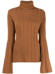 Each X Other Ribbed Roll Neck Jumper 60