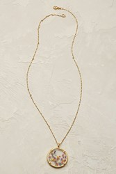 Catherine Weitzman Wildflower Necklace Assorted