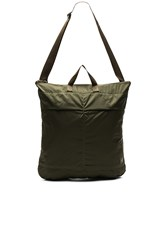 Porter Yoshida And Co. Flex 2Way Helmet Bag Olive