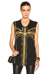 Sass And Bide Life And Colour Top In Black