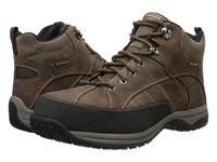 Dunham Lawrence Sport Boot Steel Toe Dark Brown Men's Lace Up Casual Shoes