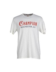 Todd Snyder Topwear T Shirts Men Ivory