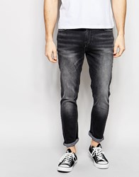 Pull And Bear Pullandbear Skinny Fit Jeans In Grey Grey