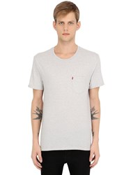 Levi's Basic Cotton Jersey T Shirt