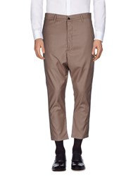 Mnml Couture Casual Pants Dove Grey