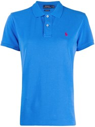 Polo Ralph Lauren Logo Shirt Blue