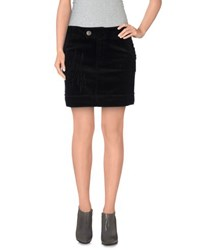 Emily The Strange Skirts Mini Skirts Women Black