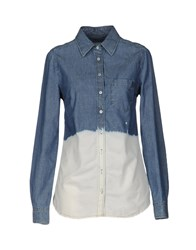 Roy Rogers Roger's Shirts Blue