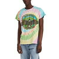 Madeworn Grateful Dead Tie Dyed Cotton T Shirt Multi