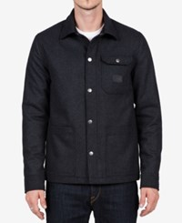 Volcom Men's Superior Jacket Black Heather