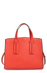 French Connection Coy Faux Leather Shopper