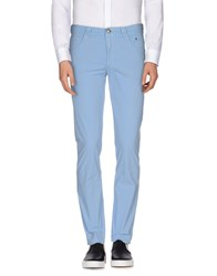 Betwoin Casual Pants Sky Blue