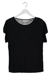 Noa Noa Basic Tshirt Black