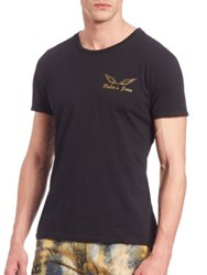 Robin's Jeans Golden Nugget Tee Black