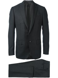 Caruso Two Piece Suit Grey
