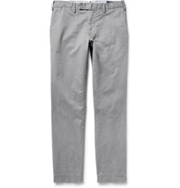 Polo Ralph Lauren Slim Fit Stretch Cotton Twill Chinos Gray
