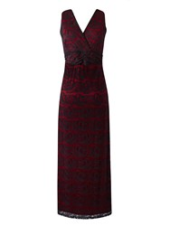 Grace Made In Britain Lace Maxi Black