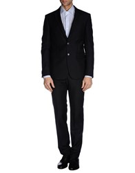 J.W. Tabacchi Suits And Jackets Suits Men Dark Blue
