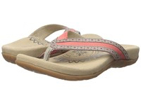 Aetrex Kim Flamingo Women's Sandals Pink
