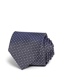 Bloomingdale's The Men's Store At Diamond Dash Classic Tie Black Gray