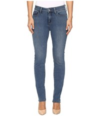 Nydj Sheri Slim In Future Fit Denim In Mist Mist Women's Jeans Blue