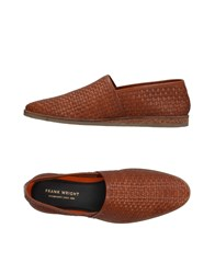 Frank Wright Loafers Brown