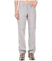 Mountain Hardwear Mirada Convertible Pant Steam Women's Casual Pants Gray