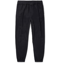 Mcq By Alexander Mcqueen Tapered Cotton Sweatpants Black
