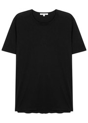 Cotton Citizen Classic Black Supima Cotton T Shirt