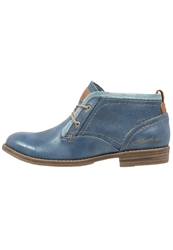 Mustang Ankle Boots Blau Blue
